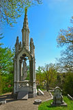 Spring Grove Cemetery Royalty Free Stock Photos