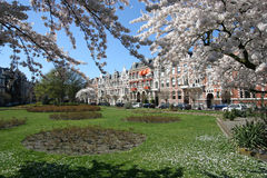 Spring in The Hague Royalty Free Stock Photos