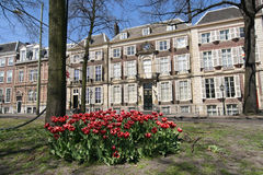 Spring in The Hague Royalty Free Stock Photo
