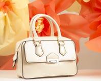 Bag. Spring handbag, fashion handbag, handbag, accessories addition bag classic clothing color fashion free freshness lightness luggage novelty style suitcase stock images
