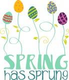 Spring Has Sprung Royalty Free Stock Photos