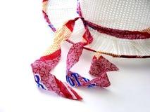 Spring hat #2 Royalty Free Stock Image
