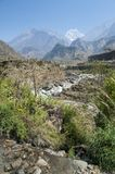 Spring in Himalaya Royalty Free Stock Photos