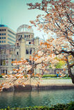 Spring Hiroshima Stock Images