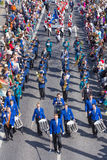 Spring holiday parade in Zurich Stock Image