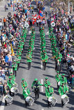Spring holiday parade in Zurich Stock Images