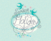 Spring Holidays. Stock Images