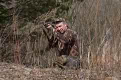 Spring hunting Royalty Free Stock Photo