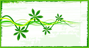 Spring illustration. Spring vector illustration (eps format Royalty Free Stock Photos