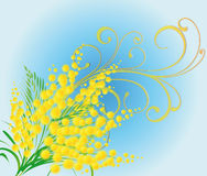 Spring Illustration Royalty Free Stock Photo