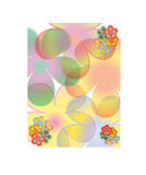 Spring illustration. Colorful illustration signifying the arrival of spring Vector Illustration