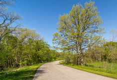 Spring in Iowa Royalty Free Stock Images