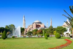 Spring in Istanbul Royalty Free Stock Images