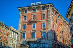 Italy, Lombardy, Milano old city center Royalty Free Stock Photography