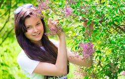Spring joy. The awakening of nature. Royalty Free Stock Photo