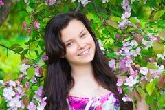Spring joy. The awakening of nature. Royalty Free Stock Photography