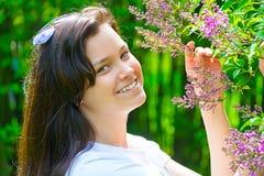 Spring joy. The awakening of nature. Stock Images