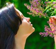 Spring joy. The awakening of nature. Stock Image