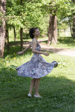 Spring joy Royalty Free Stock Photography