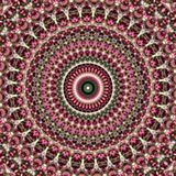 Spring kaleidoscope stock illustration