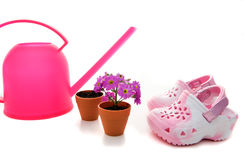 Spring for Kids Royalty Free Stock Image