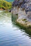Spring lake Stock Image