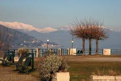 Spring. Lake Como, Italy Royalty Free Stock Photos