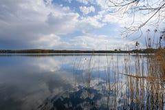 Spring lake. Royalty Free Stock Photos