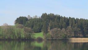 Spring at the lake Royalty Free Stock Photography