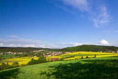 Spring landscape Stock Photography