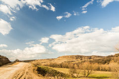 Free Spring Landscape Stock Photography - 38683282