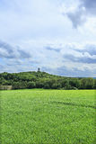 Spring Landscape in Bohemian Paradise, Czech Republic Royalty Free Stock Image