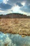 Spring landscape HDR Stock Image