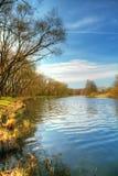 Spring landscape HDR Stock Images