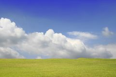 Spring Landscape in Korea Royalty Free Stock Photography