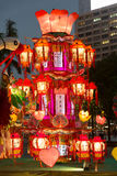 Spring Lantern Festival in Hong Kong Royalty Free Stock Images