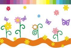 Spring life Stock Photo