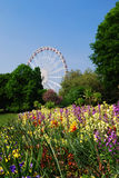 Spring in London Stock Image