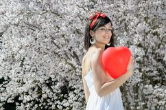 Spring Love Royalty Free Stock Photography