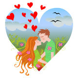 Spring Love Stock Images