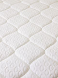 Spring mattress Stock Photo
