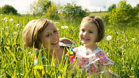 Spring Meadow #9 stock photo