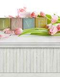 Spring, Mother's day background backdrop Royalty Free Stock Photography