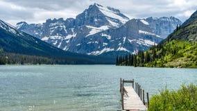 Spring Mountain Lake - Lake Josephine Stock Images