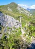 Spring Mountain landscape . Stock Photo