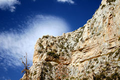 Spring Mountains National Recreation Area Royalty Free Stock Photography