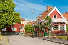 Spring in Norrkoping, Sweden Royalty Free Stock Photo