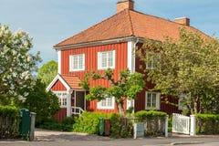 Spring in Norrkoping, Sweden Stock Images