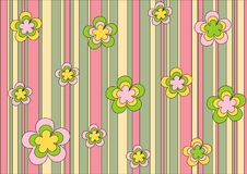 Spring ornament Stock Photography