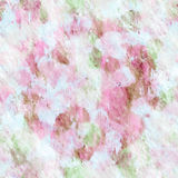 Spring painted abstract background Stock Image